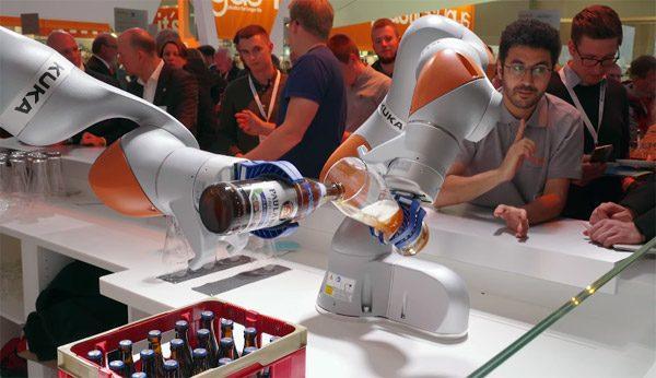 De meest indrukwekkende robots van dé robotbeurs ter wereld