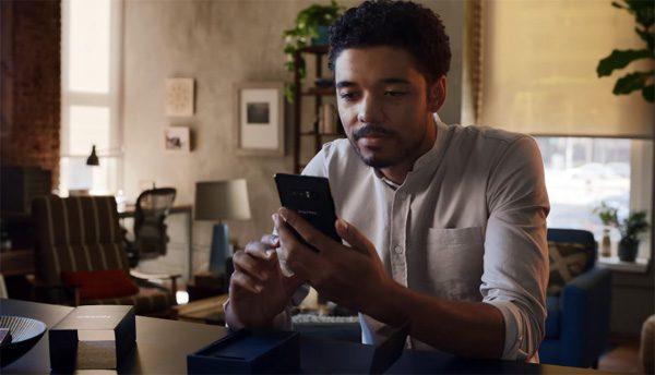Samsung zet Apple te kakken met een nieuwe video