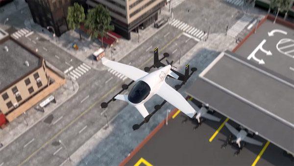Uber Elevate: hoe taxivervoer in de lucht gaat plaatsvinden
