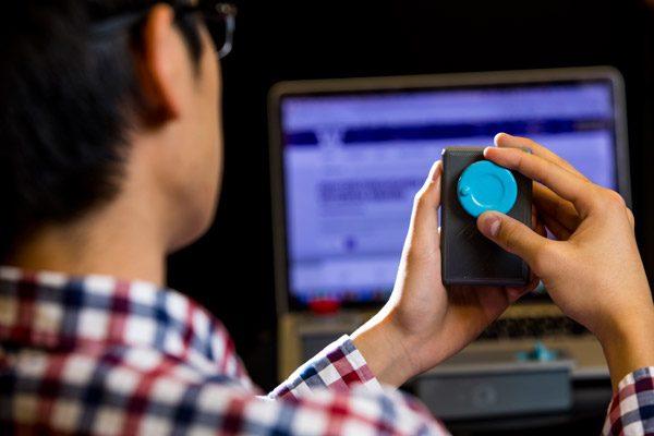 Objecten uit de 3D-printer communiceren via Wi-Fi, zonder elektriciteit