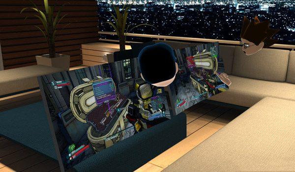 Met BigScreen deel je jouw scherm in virtual reality