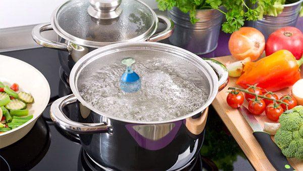 BoilingBeeper: bespaar energie tijdens het koken van water