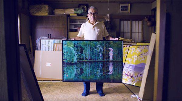 Deze Japanner is een meester in Excel-tekeningen