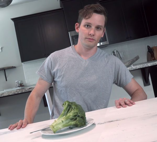 Kevin Perry maakt vindingrijke optische illusies met zijn smartphone