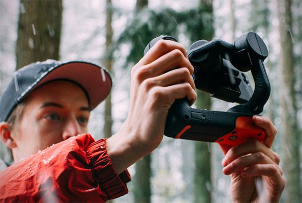 Movi: maak van je smartphone een high-tech camera