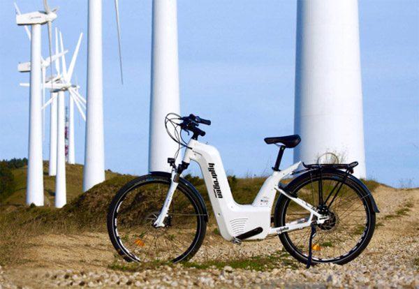 Alpha: een fiets op waterstof met een enorm bereik