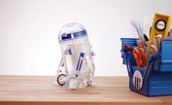 Bouw een op afstand bestuurbare R2-D2
