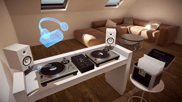 Je kunt nu ook DJ-en in virtual reality