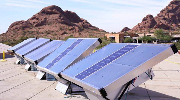 Amerikaanse startup maakt drinkwater met zonne-energie