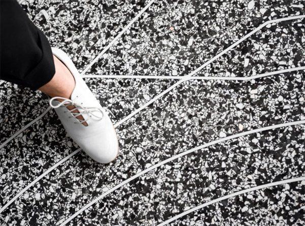 Amsterdams bedrijf maakt duurzame vloeren met 3D-printers
