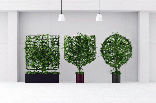 Met deze innovatieve plantenbakken maak je groene muren
