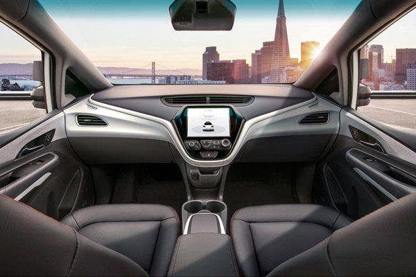 Dit is de eerste auto van General Motors zonder stuur