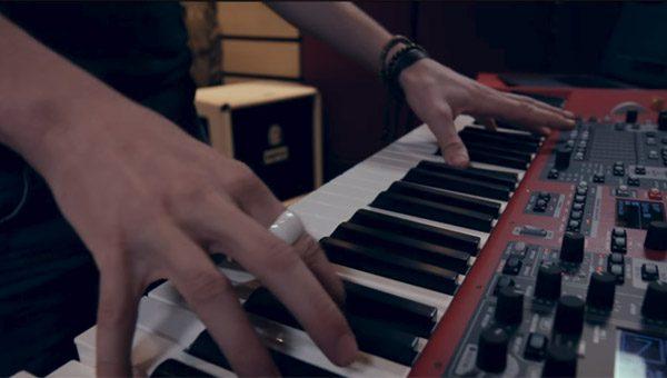 Enhancia MIDI Ring: creëer muzikale effecten met je hand