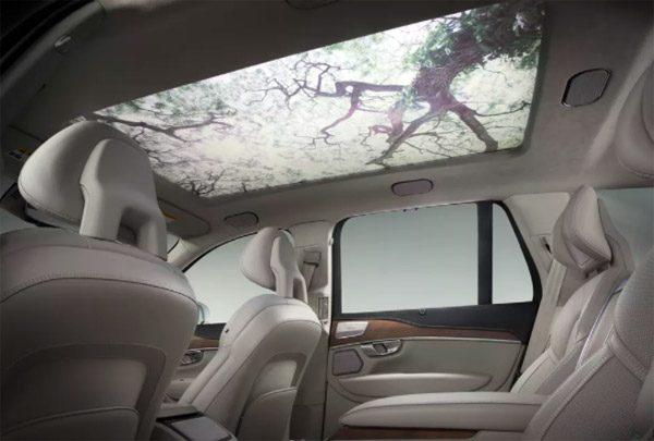 MoodRoof: een display voor het dak van je auto