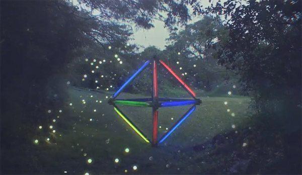 Schitterende video wekt bos tot leven met CGI