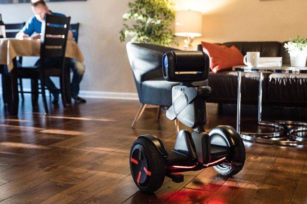 Segway Loomo: een veelzijdige robothulp