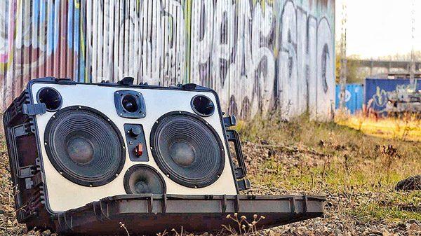 Valkyrie: de allerluidste speaker met een accu