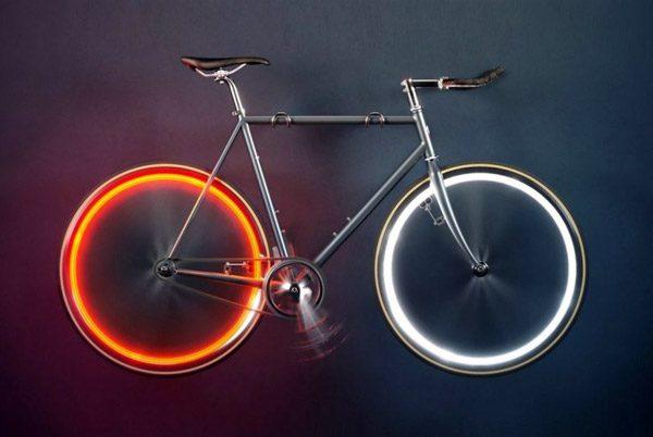 Arara: fietslampjes waarvan je nooit de batterij hoeft te vervangen
