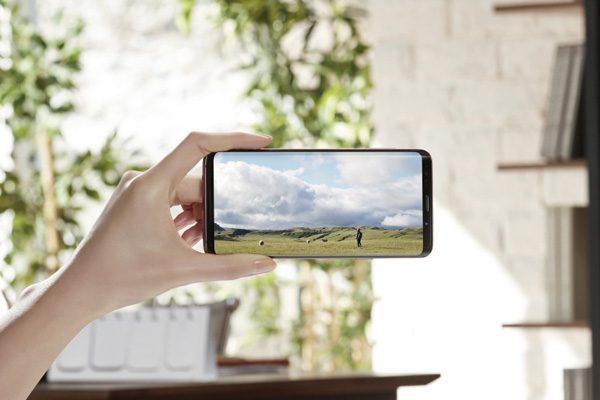 Samsung Galaxy S9: een camera met smartphone-functies