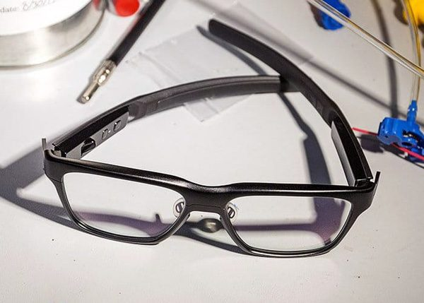 Intel Vaunt: smartglasses die niet opvallen