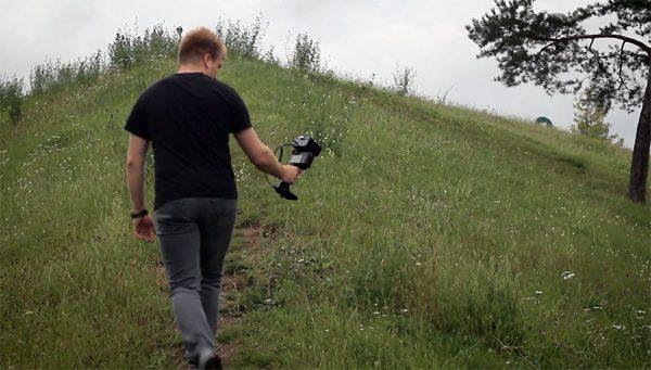 Dit apparaat geeft fotografen een schok als men een goede foto maakt