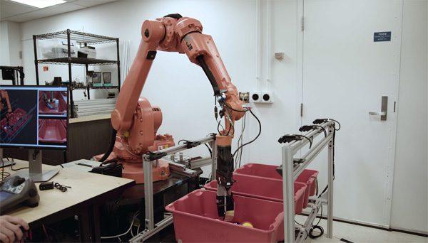 Robotarm van MIT en Princeton is een meester in objectherkenning