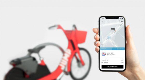 Uber Bike: fietsen huren via Uber
