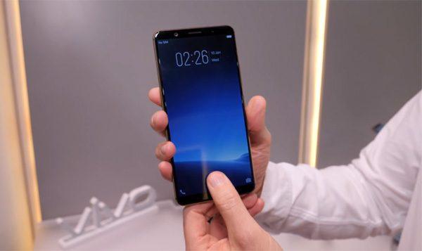De toekomst van de vingerafdruksensor van je smartphone