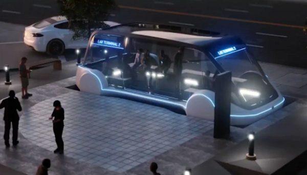 Nieuwe video toont mogelijke werking Hyperloop