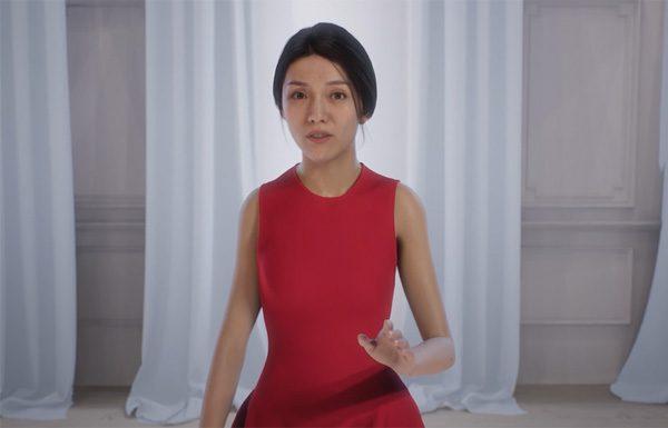 Siren: hoe een actrice verandert in een levensecht digitaal karakter