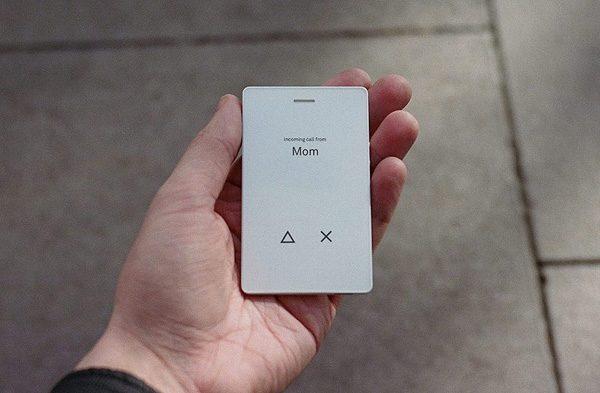 Light Phone: een telefoon die je niet afleidt