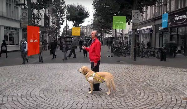 Microsoft Soundscape helpt blinden en slechtzienden met 3D-geluid