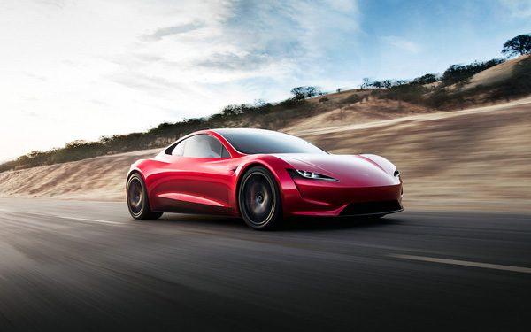 De nieuwe Tesla Roadster belooft veel goeds