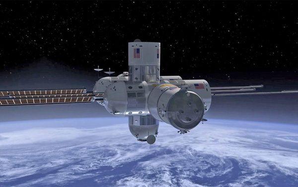 Aurora Station: een hotel voor ruimtereizigers