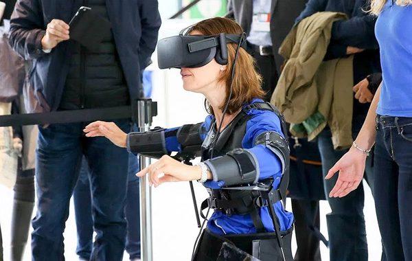 FlyJacket: een exoskelet dat je laat vliegen als een vogel