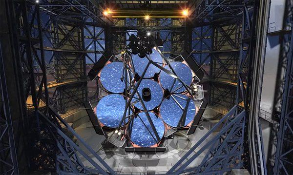 Zo wordt de grootste telescoop ter wereld gebouwd