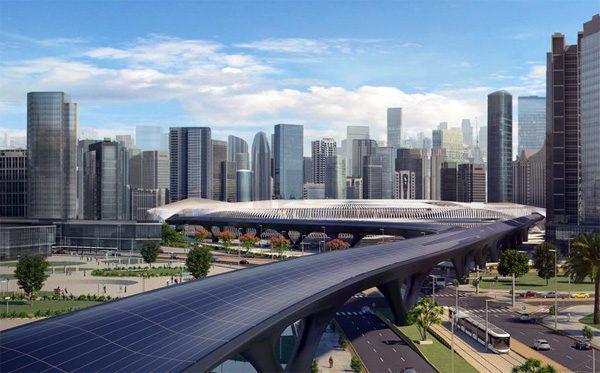 In Abu Dhabi gaat men een hyperloop van tien kilometer bouwen