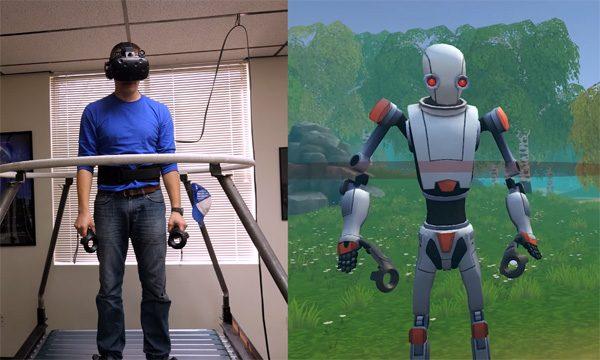 Een uitgebreide blik op het Infinadeck, een VR-loopband