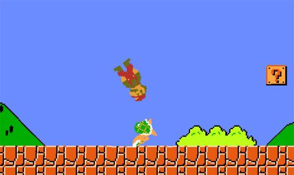 Jelly Mario: een gratis browserversie van Mario gemaakt van gelei