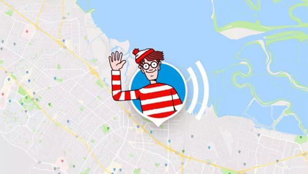 Je kunt nu in Google Maps op zoek naar Wally