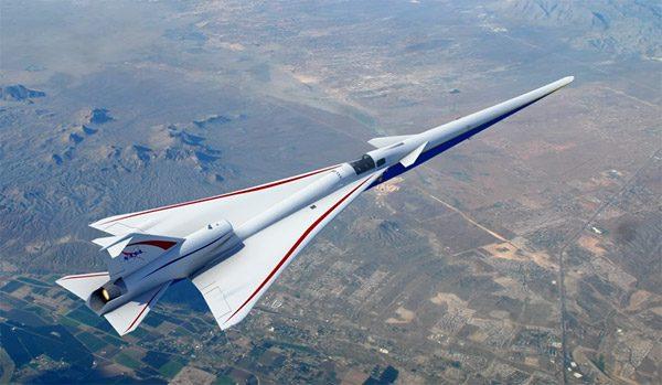 Nieuw supersonisch vliegtuig brengt je in 3,5 uur naar New York