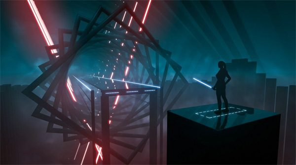 Beat Saber: virtual reality op zijn best