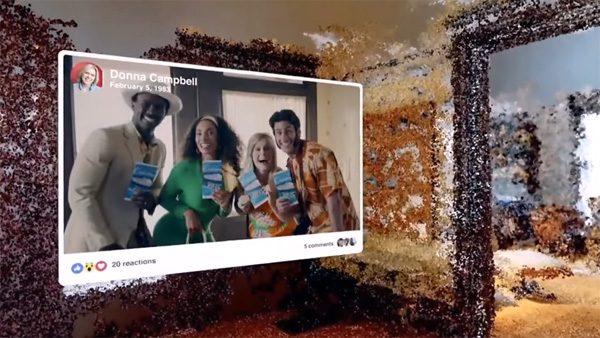 Facebook bouwt je huis na in VR met video's die je hebt geüpload