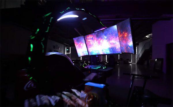 Indrukwekkende game-pc met koelkast kost 30.000 dollar