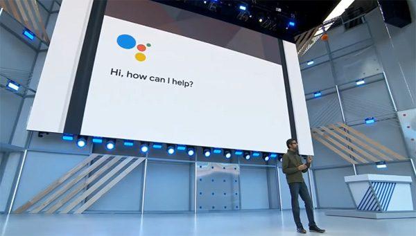 Google's kunstmatige intelligentie kan een afspraak met de kapper maken