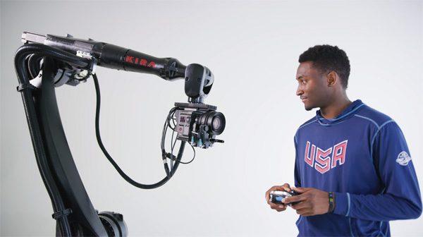 Een kijkje bij het nieuwste op het gebied van camerarobots