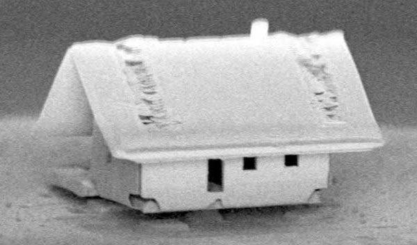 Dit is het kleinste huisje ter wereld