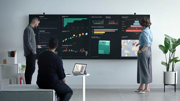 Microsoft Surface Hub 2 Het Ultieme Whiteboard
