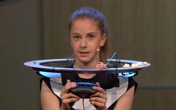 De inspirerende TED-talk van techknutselaar Simone Giertz