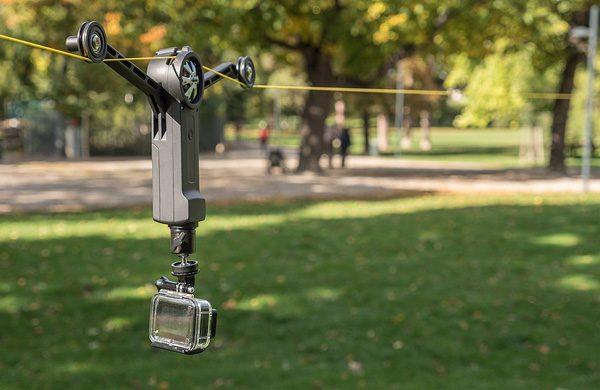 Wiral Lite: het kabelsysteem dat onmogelijke shots mogelijk maakt